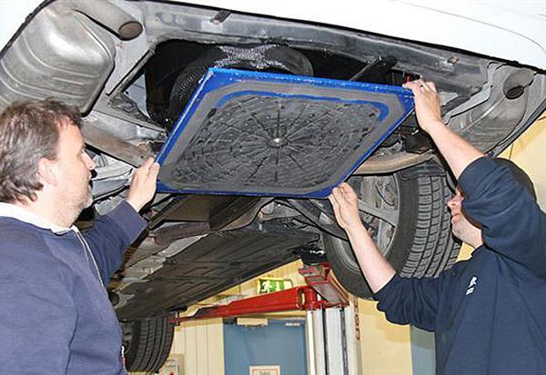 Otomobiller için geliştirilen acil durum fren sistemi, durma mesafesini %40 oranında düşürüyor