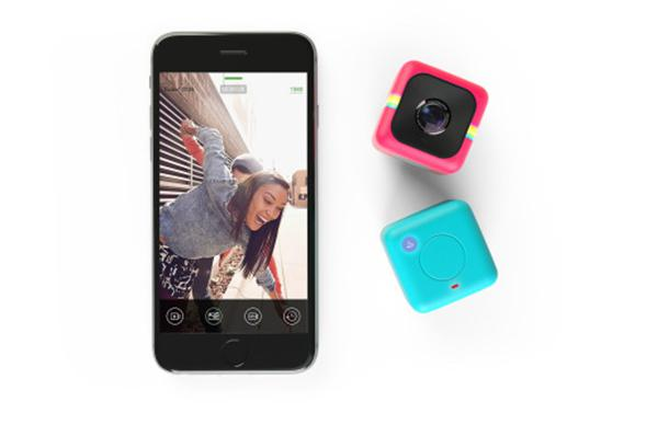 Polaroid, küp şeklindeki aksiyon kamerasını yeniledi