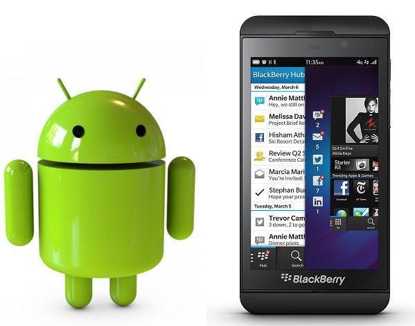 BlackBerry : Güvenliğini sağladığımızda bir Android akıllı telefon üretebiliriz