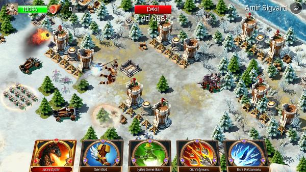 Gameloft'un merakla beklenen MMORPG oyunu Siegefall yayında