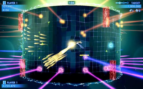 Geometry Wars 3 : Dimensions Android'e geldi
