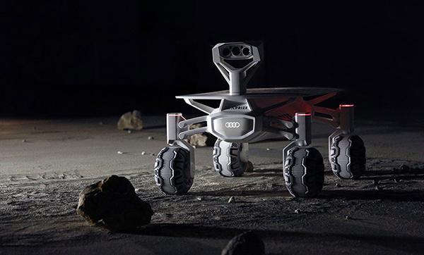 Audi, Google Lunar Xprize için çalışan Alman takıma destek olacak