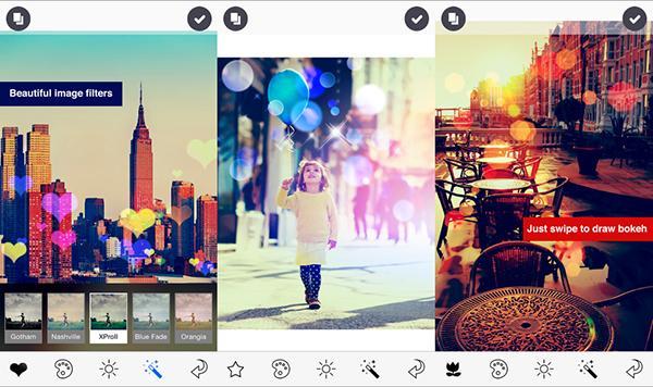 Fotoğraf odaklı iOS uygulaması Real Bokeh, ücretsiz yapıldı