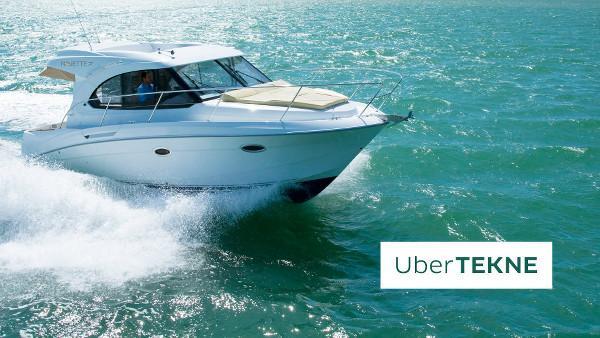 Uber, İstanbul'da tekne kiralama hizmeti başlatıyor
