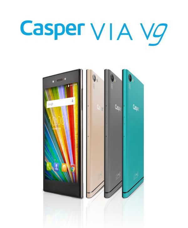 Casper VIA V9 duyuruldu