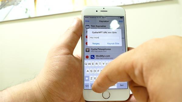 iOS 8.3 Jailbreak ve Cydia Kullanımı