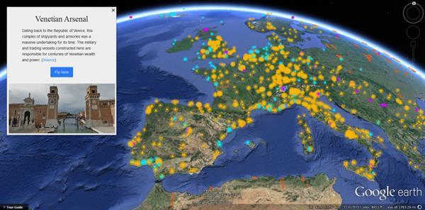 Google Earth 10. yılını 2 yeni özellik kazanarak kutladı