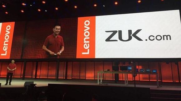 Lenovo, ZUK adında yeni bir akıllı telefon markasını hayata geçirdi