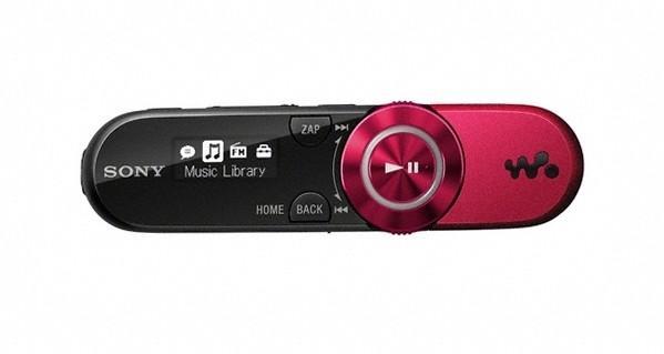 Sony, 2 yeni giriş seviyesi Mp3 çalarını duyurdu