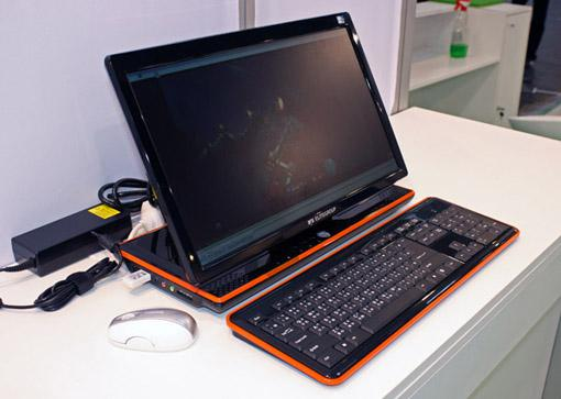 ECS'den Hepsi Bir Arada bilgisayar: Morph-A