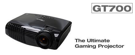 Optoma'dan oyunculara hitap eden 2 yeni projeksiyon: Game Time GT700 / Game Time GT720