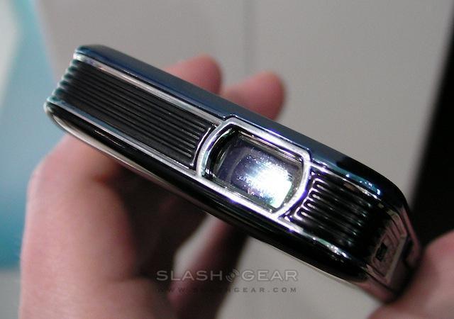 Samsung Beam I8520: Android işletim sistemli projeksiyonlu akıllı telefon