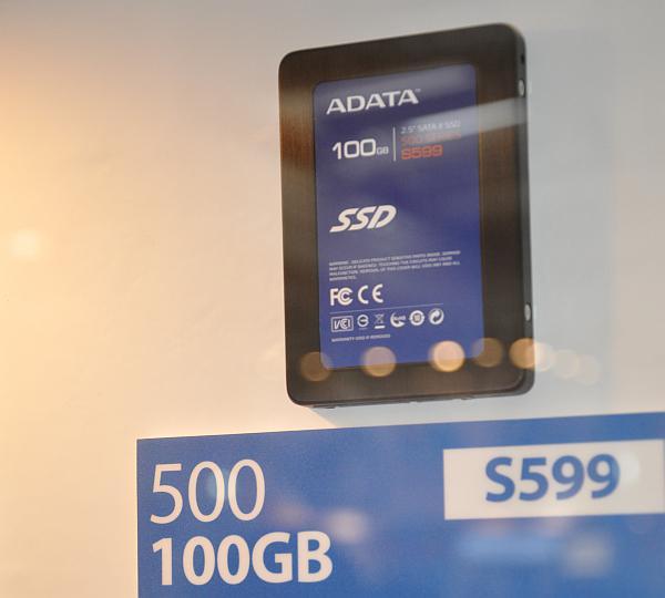 CeBIT 2010: A-Data'dan yüksek performanslı bellekler, USB 3.0 destekli diskler ve yeni güç kaynakları