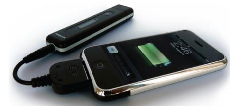 Powerstick 8GB taşınabilir şarj cihazı