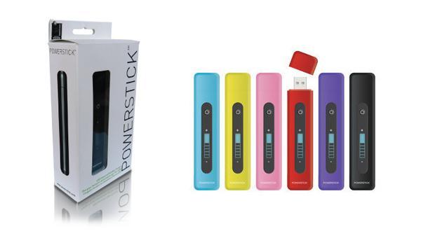 Powerstick 8GB: Taşınabilir bellek ve şarj cihazı bir arada