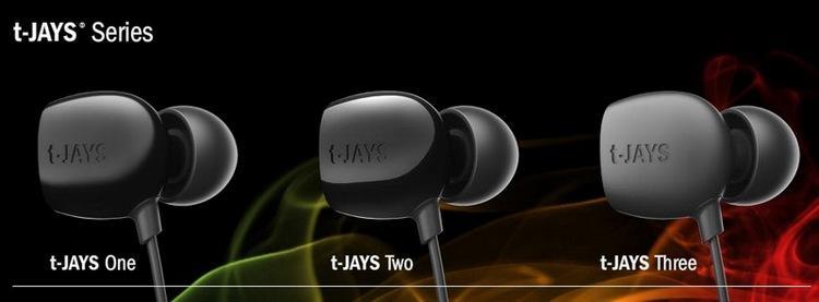 Jays, t-Jays serisi kulaklıklarının üzerindeki örtüleri kaldırdı