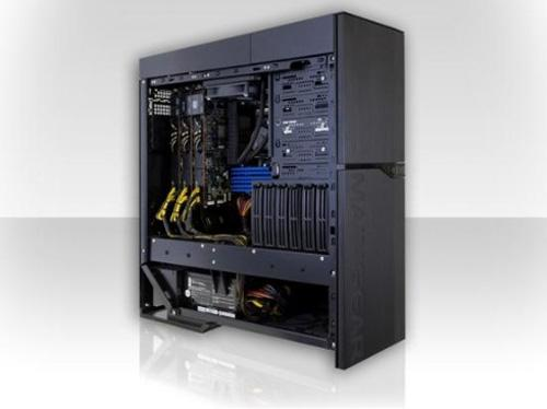 Maingear'dan Adobe CS5 odaklı yeni iş istasyonu: Quantum SHIFT