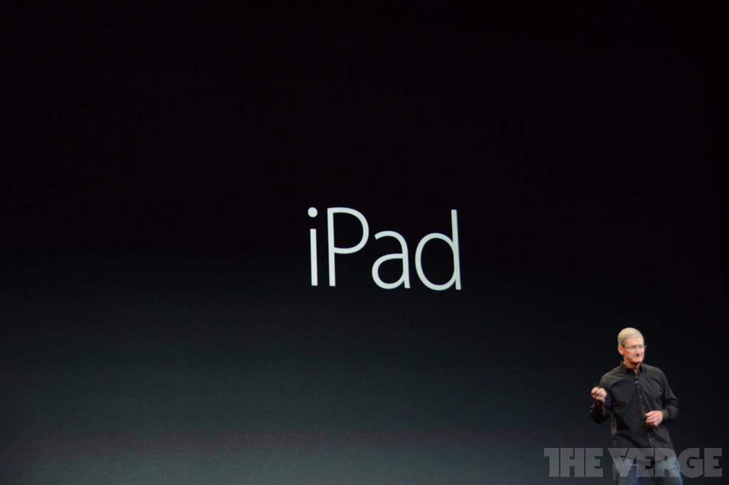 iPad 5 ve iPad Mini 2 Canlı Yayını Bu Akşam 19:30'da sizlerle