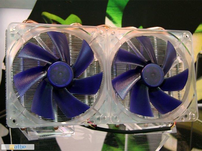 Computex 2008: Coolink'den GT200 ve RV770 destekli soğutucu