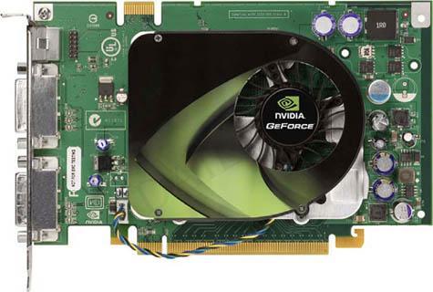 Nvidia'nın elinde 1.5 milyon GeForce 8600GT bulunuyor