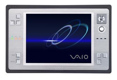 Sony den taşınabilir bilgisayarlarda son adım VAIO VGN-U750P
