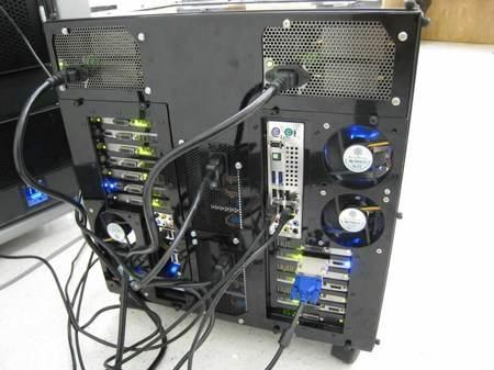 MIT araştırmacıları 16 grafik işlemcili sistem hazırladı