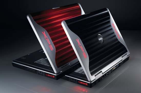 Oyun için notebook: Dell XPS M1710