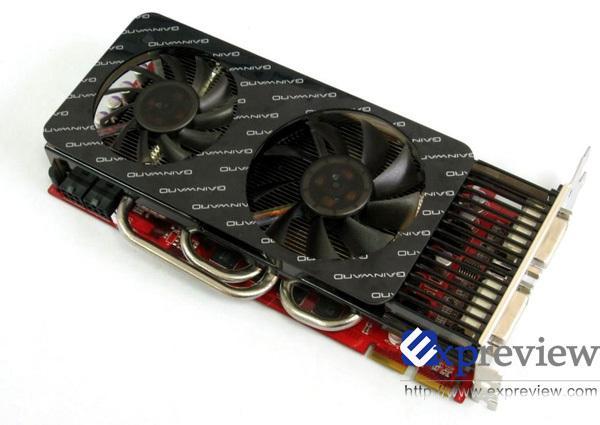 Gainward'ın özel tasarım Radeon HD 4870 modeli göründü