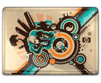 HP'den artistik hareketler; Pavilion dv2800t Artist Edition