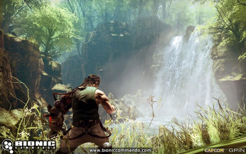 Bionic Commando'da Nvidia'nın PhysX teknolojisi kullanılacak