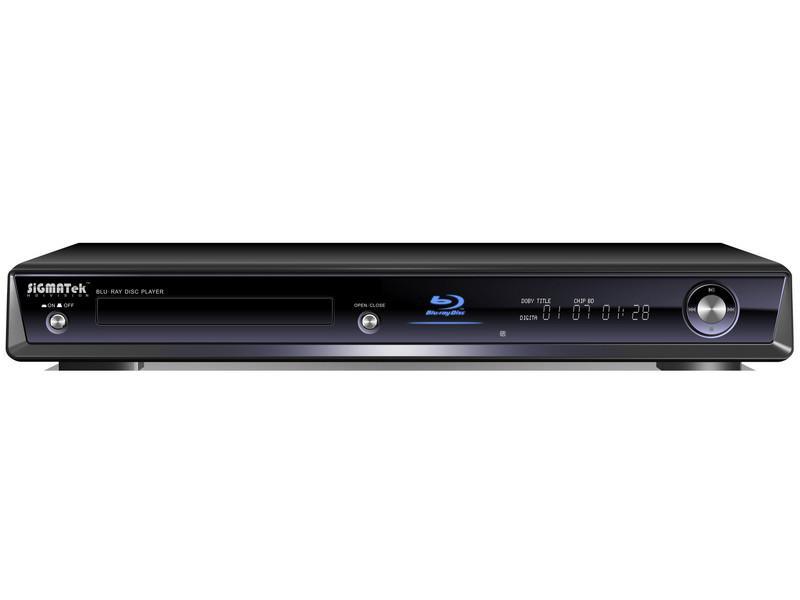 Sigmatek'in yeni Blu Ray oynatıcısı agresif fiyatıyla dikkat çekiyor