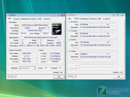 AMD'nin 45nm Phenom işlemcisi için termal ve güç tüketim testleri yapıldı?