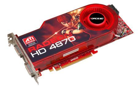 Force3D Radeon HD 4850 ve HD 4870 modellerini duyurdu