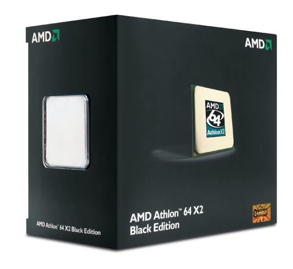 AMD'den Athlon64 X2 6400+ Black ve MSI'dan HD 2600XT Diamond OC