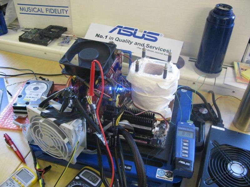 ATi Radeon HD 3870 X2'den yeni 3DMark 06 dünya rekoru
