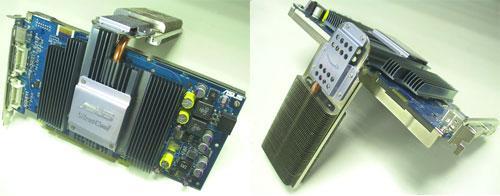 Asus SilentCool ile ekran kartlarına sessiz ve etkili soğutma