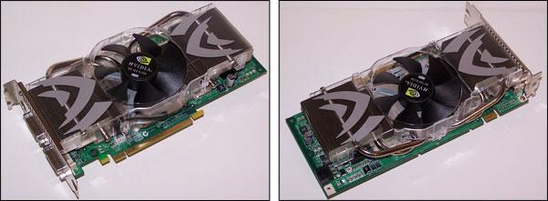 Nvidia'nın yeni hız canavarı 7800GTX 512MB