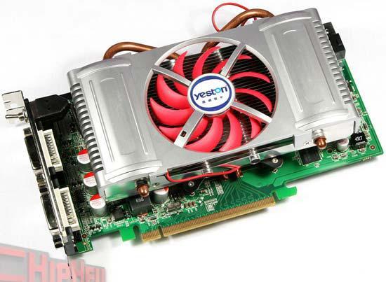 Yeston'dan detayları ile farklılaşan yeni GeForce 9600GT
