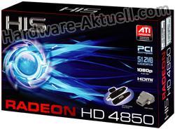 HIS'in Radeon HD 4850 modeline ait detaylar ortaya çıktı