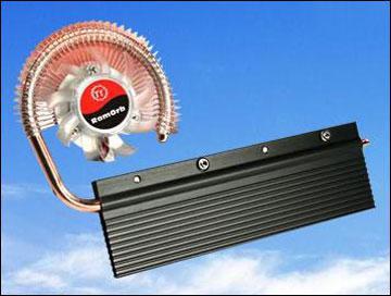 Computex'e doğru: Thermaltake'den yeni bellek soğutucusu RamOrb
