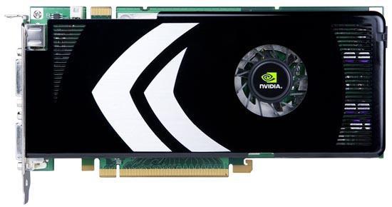 GeForce 8800GT'nin ilk incelemesi yapıldı