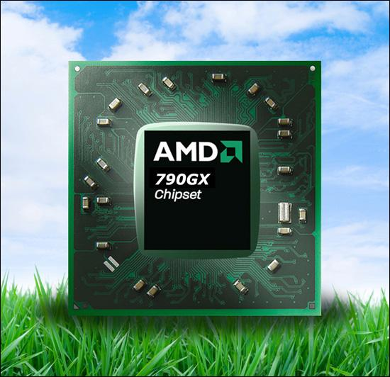 AMD'nin 790GX yonga setini kullanan ilk sistem üreticisi Maingear oldu