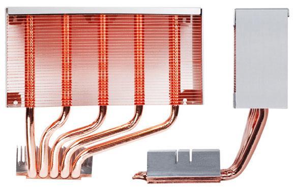 SilverStone'dan yeni işlemci soğutucusu; NT01-Evolution