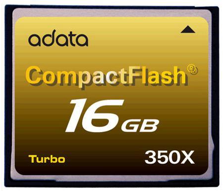 A-Data Turbo serisi CompactFlash kartları ile hız rekorunu kırdı