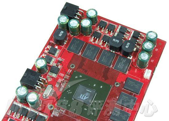 ATi Radeon HD 3850 X2'den çıplak pozlar