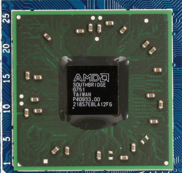 AMD'nin yeni güney köprüsü SB800 Fusion desteğiyle geliyor