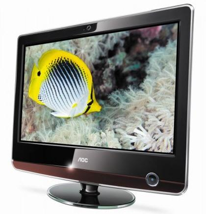 AOC'den 12mm kalınlığında tasarım odaklı yeni LCD monitör; V17