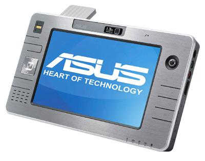 Samsung Q1 ve ASUS A2H ; ilk UMPC'ler görücüye çıktı
