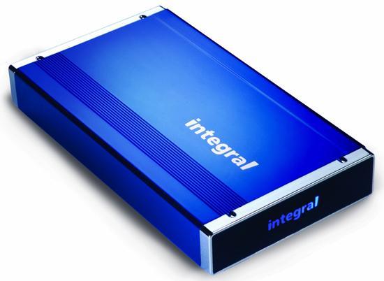 Akasa Integral serisi yeni sabit disk kutularını duyurdu