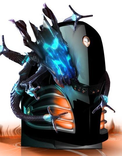 Alienware Area-51 güç kazanmaya devam ediyor